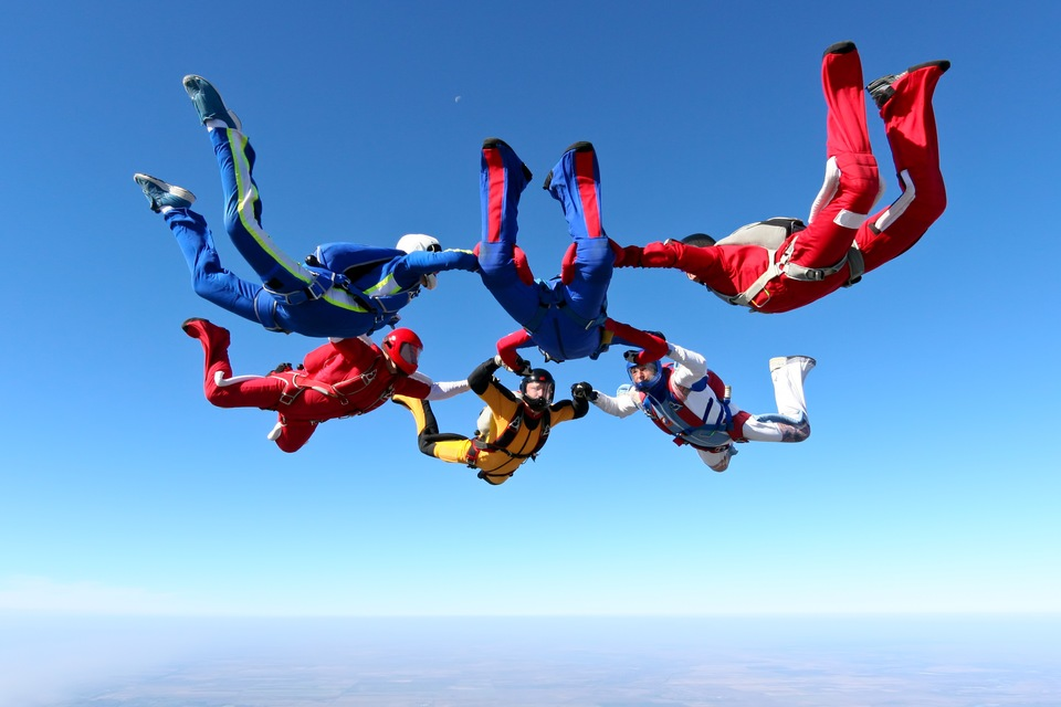 DeLand Skydiving: A Legend's Perspective
