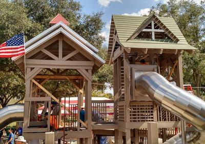 DeLand's Freedom Playground